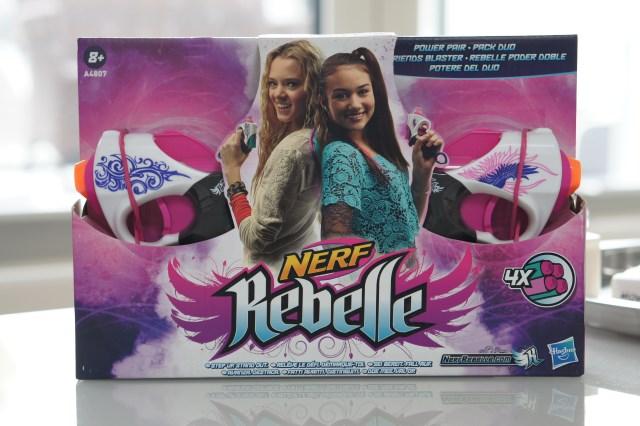 Nerf Rebelle Vergleich