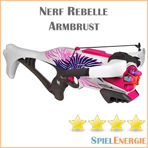 Nerf Rebelle Platz 2