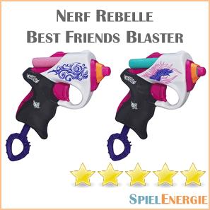 Nerf Rebelle Testsieger