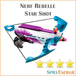 Nerf Rebelle Platz 4