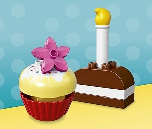 Lego Duplo für Mädchen Geburtstagskuchen